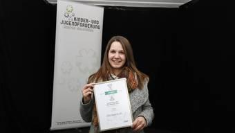 Christina Brun, Gewinnerin der Kategorie Jugend, hat in «Stories beyond the wall» Kinder aus einem palästinensischen Flüchtlingslager begleitet.