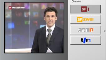 Das Internfernsehprogramm Zattoo will nun auch die heimischen Fernseher erobern.