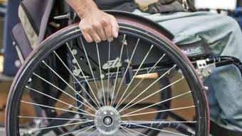 Ungewöhnlich: Der Dieb haute mit dem Rollstuhl ab. (Symbol)