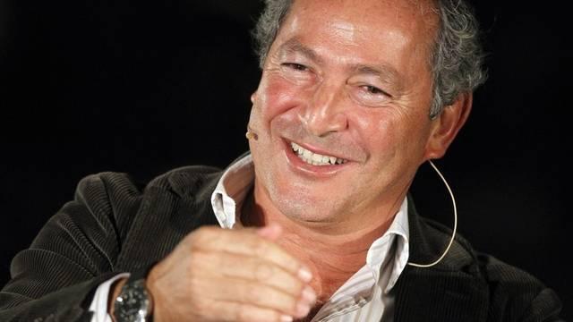 Kontrolliert das Unternehmen Orascom: Samih Sawiris (Archiv)