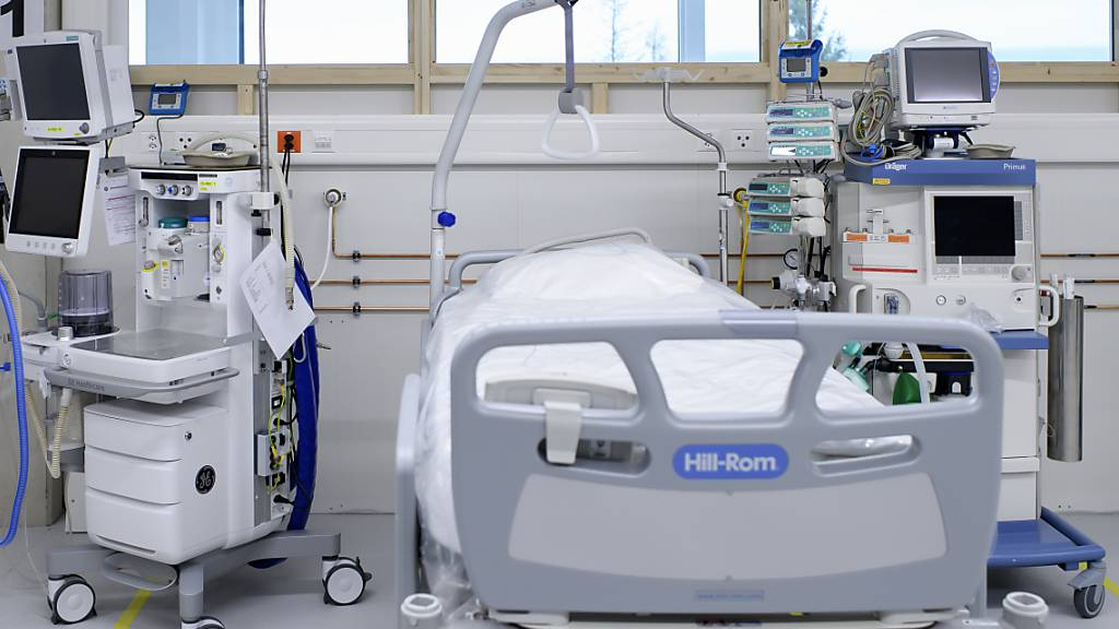 Ein freies Bett in der Intensivstation: Inwiefern das Alter für die Belegung eine Rolle spielen soll, ist umstritten.