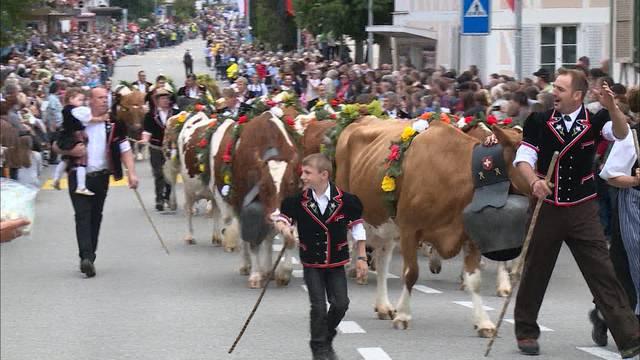 Krönender Abschluss des Bernisch-Kantonalen Jodlerfest