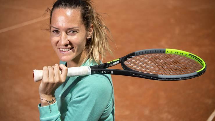 Conny Perrin ist seit ihrer Wahl in den Spielerrat des Tennisweltverbands ITF so etwas wie die oberste Schweizer Tennis-Diplomatin.
