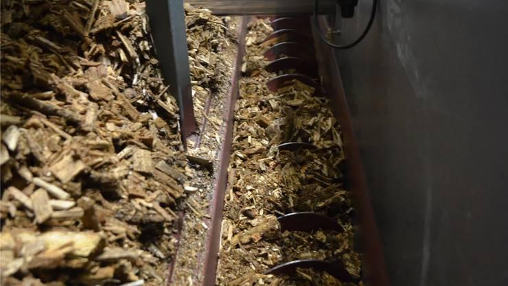 Die bestehende Holzschnitzelfeuerungsanlage soll durch eine neuzeitlich konzipierte Holzschnitzelfeuerungsanlage mit Elektrofilter und mit neuer Siloaustragung und Schnitzeltransportanlage ersetzt werden.