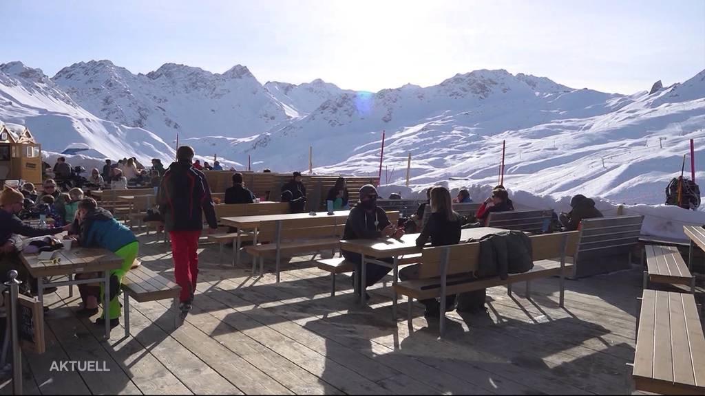 Weitere Öffnungen nach ausbleibendem Corona-Effekt der Skigebiete gefordert