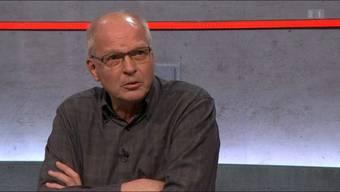Unternehmer Peter Hug zeigte sich über die Corona-Politik resigniert.