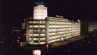 Eindhoven wird als Gründungsort des Elektronikherstellers Philips auch Lichterstadt genannt.