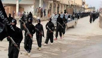 92 Dschihadisten sind bisher aus der Schweiz in ein Konfliktgebiet ausgereist. (Symbolbild)