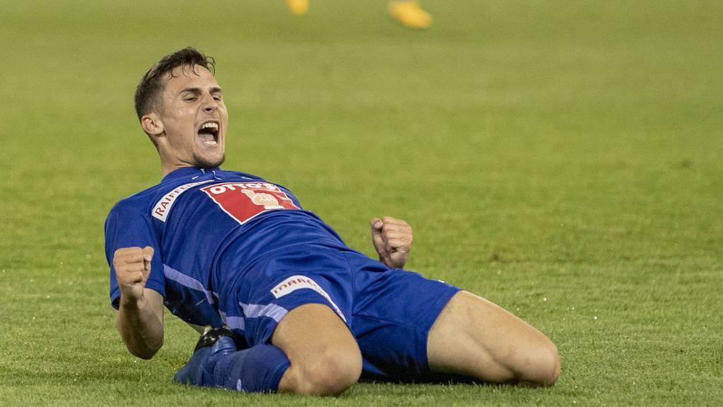 Ein Traumtor bringt dem FC Luzern den 2:1-Sieg
