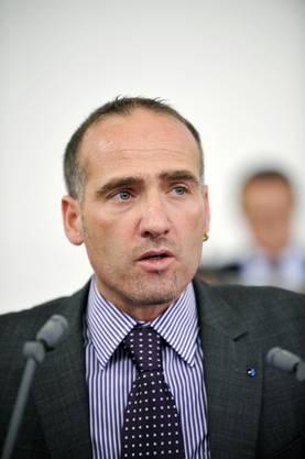 Martin Bhend, FDP Ofringen.