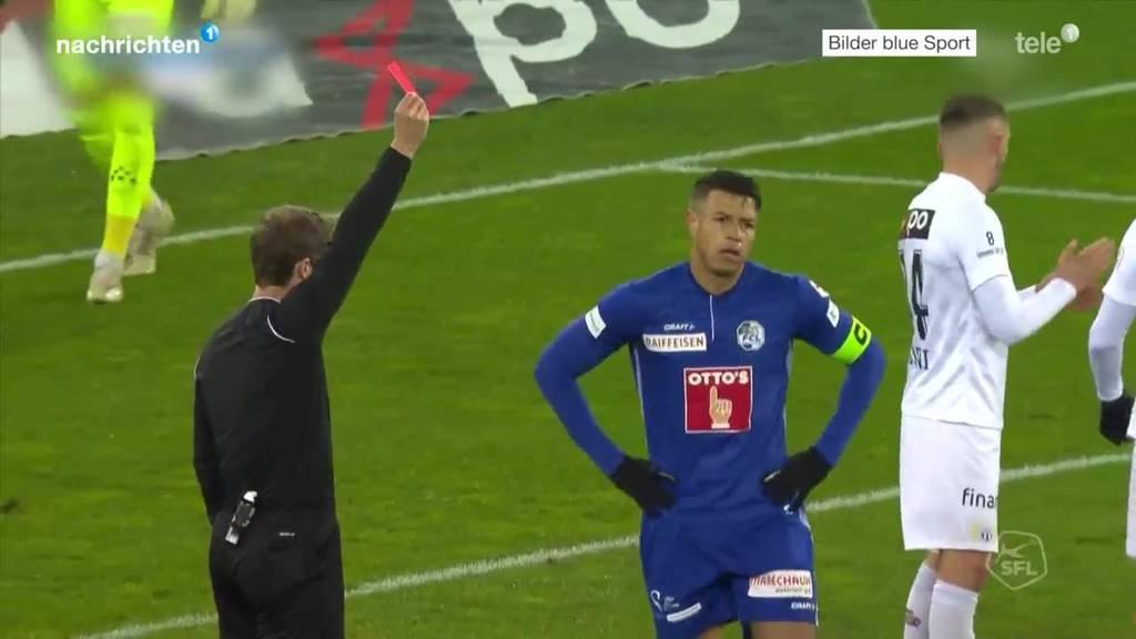 Super League: FCL gegen FCZ