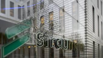 Gestern angekündigt, heute zurückgezogen: Straumann wird die eigenen Aktien nicht verkaufen. (Archiv)