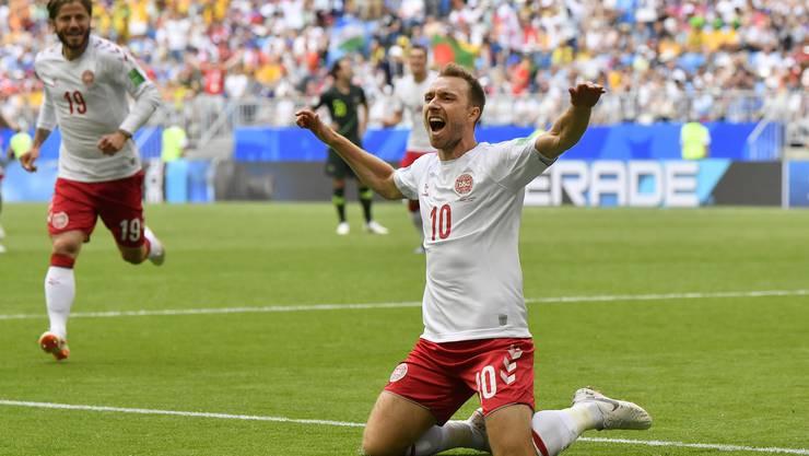 Der Däne Christian Eriksen, der in der Premier League bei Tottenham spielt, ist einer der wenigen Schweizer Gegner mit einem bekannten Namen.