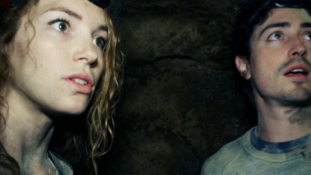"""Eine Szene aus dem Schweizer Film """"Above and Below"""", der für den Europäischen Filmpreis in der Kategorie Dokumentarfilm nominiert ist."""