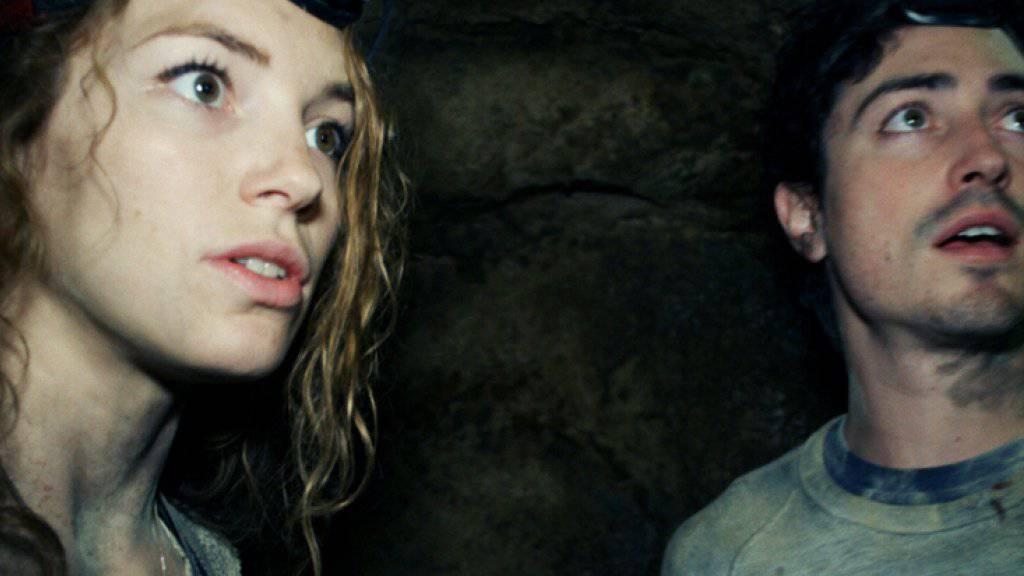 Eine Szene aus dem Schweizer Film «Above and Below», der für den Europäischen Filmpreis in der Kategorie Dokumentarfilm nominiert ist.