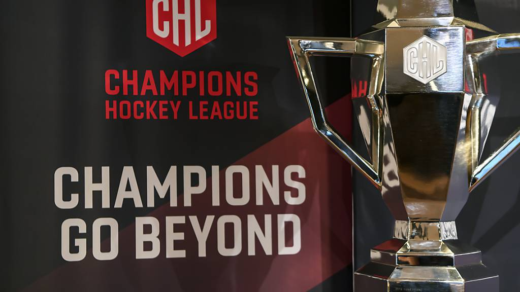 Champions Hockey League ab 2023/24 mit nur noch 24 Teams