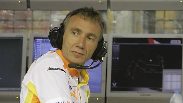 Bob Bell wechselt von Renault zu Mercedes.
