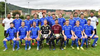 Der FC Trimbach in der Ausgabe 2017/18