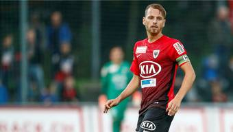 Olivier Jäckle, FC Aarau