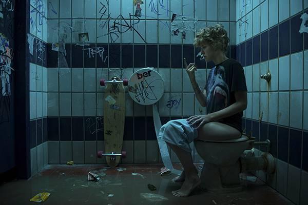 Carla Juri in einer Szene aus «Feuchtgebiete».