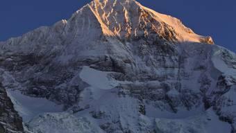 Am Mönch ereignete sich am Samstag ein tödlicher Bergunfall (Symbolbild)