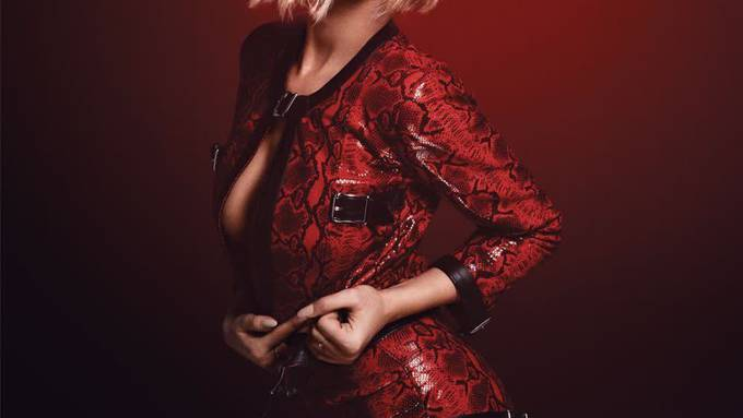 Rita Ora bei The Voice of Germany