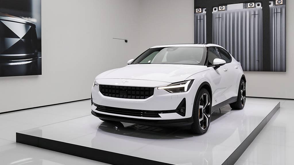 Volvos-Luxuselektromarke Polestar geht an die Börse