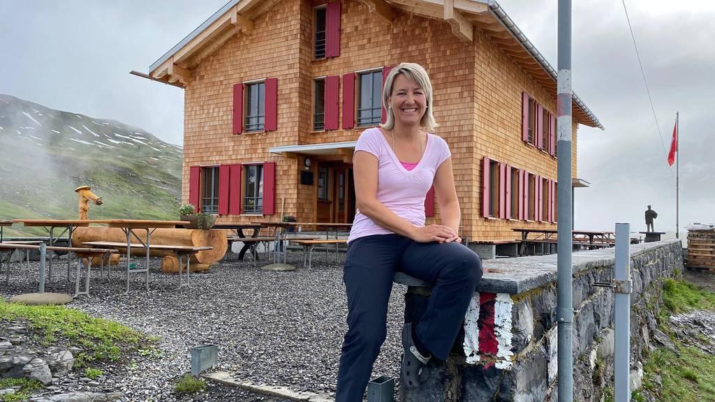 Glattalp-Hüttenwartin Franziska Gwerder: «Mein Herz ist hier verankert»