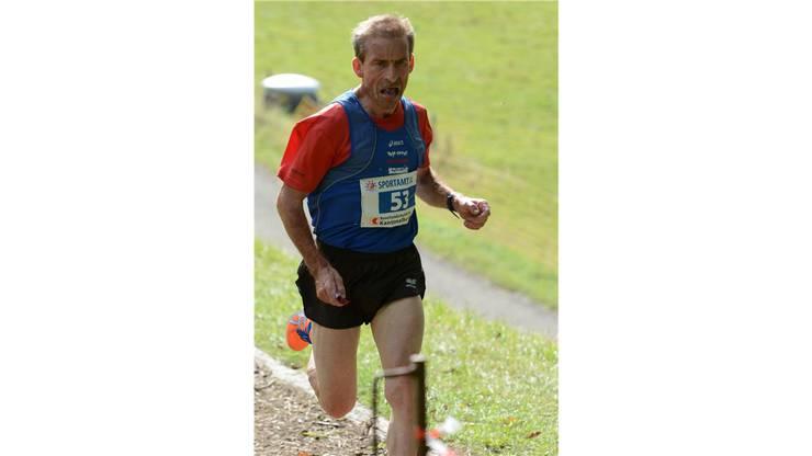 Sieger Kategorie Senioren1: Kurt Moser