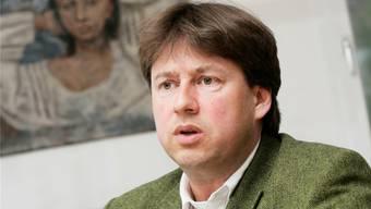 Ökonom Reiner Eichenberger.S. Bodmer