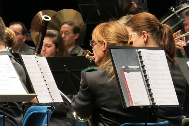 Das Orchester zählt knapp 50 Musiker