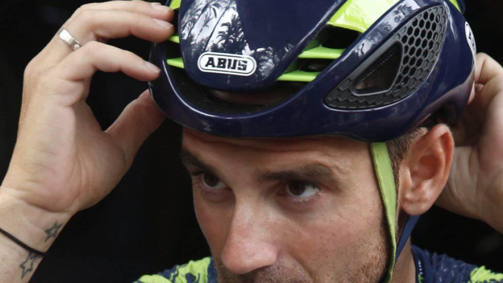 Alejandro Valverde verzichtet nächstes Jahr auf die Tour de France