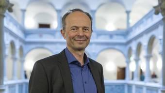 Richard Wolff bildet gemeinsam mit Barbara Günthard-Maier das Präsidium.