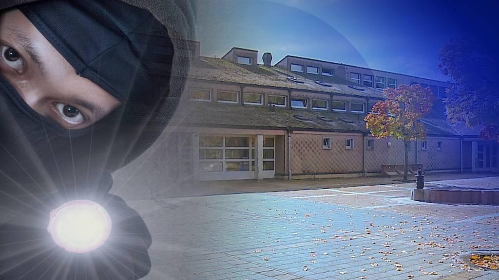 Einbruchserie Schule