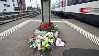 17-Jähriger in Aarau von Zug erfasst