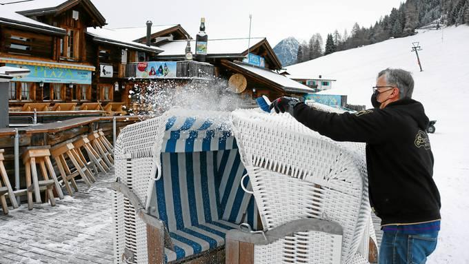 Davos macht sich bereit, nur wofür, das ist noch nicht ganz klar.
