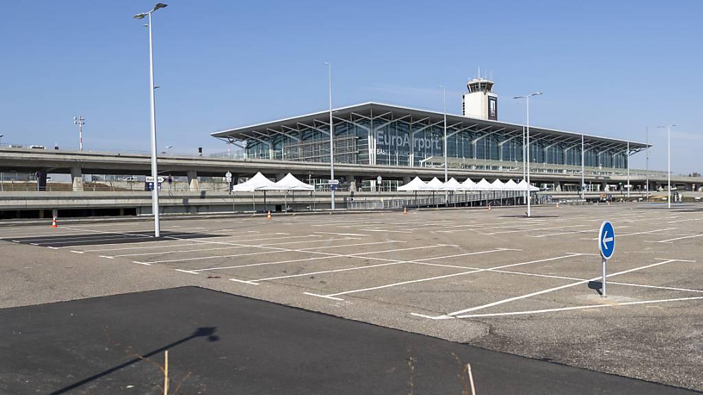 Der Euroairport Basel-Mülhausen wird in Krisenzeiten 75 Jahre alt.