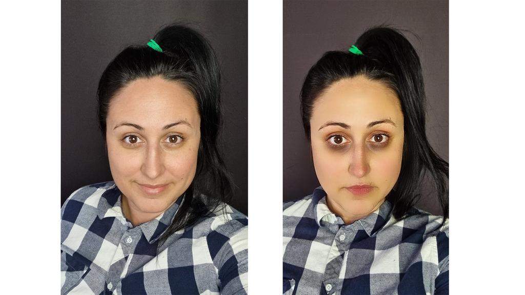 Augenringe, der neue Beauty-Trend - wir haben ihn getestet