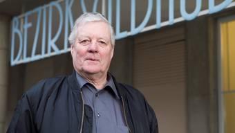 Urs Niederhauser war über 26 Jahre Mietervertreter an der Schlichtungsstelle am Bezirksgericht Lenzburg.
