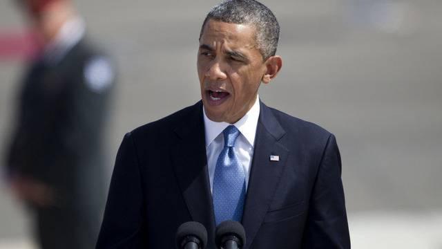 Zeigt sich solidarisch mit den Staatsangestellten: US-Präsident Barack Obama (Archiv)