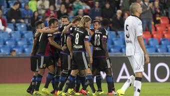 Das letzte Aufeindertreffen mit dem FC Lugano konnte der FCB mit 4:0 für sich entscheiden. Damals waren die Tessiner im Abstiegskampf – heute kämpfen sie um die europäischen Plätze.