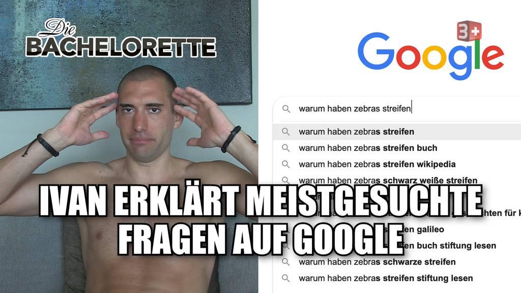 Staffel 6 - Google-Ivan: Die Banane ist männlich!