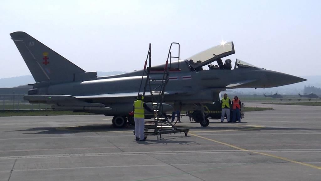 SP-Forderung: Billig-Variante statt Luxus-Kampfjet