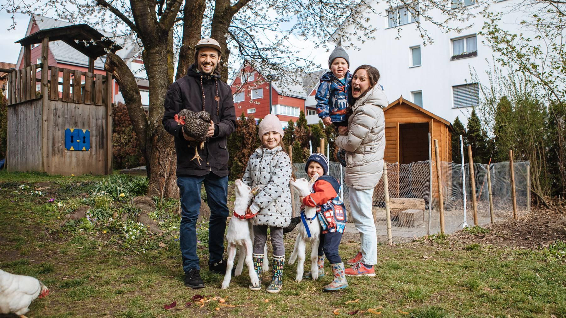 Anja Berchtold aus Mettmenstetten