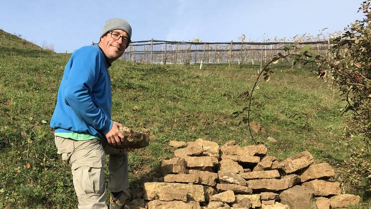 Der neue Geschäftsführer von Pro Natura Baselland heisst Stefan Grichting.