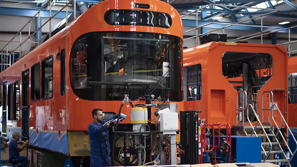 Stadler Rail erhält Auftrag für 42 Metrozüge