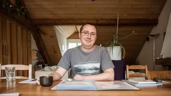 Porträt Pascal Humbert - Philatelist aus Solothurn