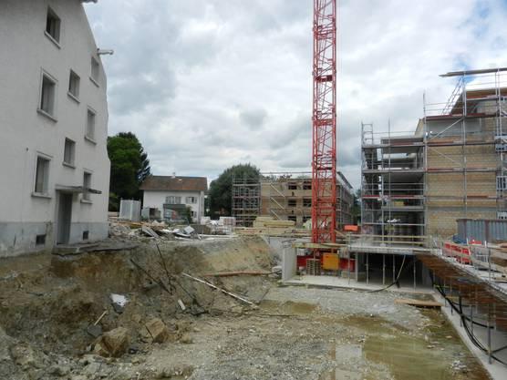 Ein Abbruch Ist Im Kanton Solothurn Noch Immer Selten Kanton