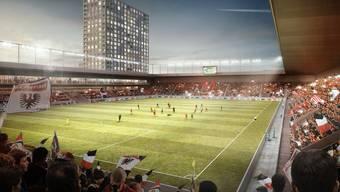 Aarauer Stadion: Neue Initiative lanciert