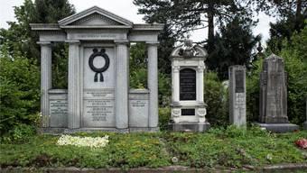 Der Friedhof Wolfgottesacker (Bild) ist nach dem Hörnli der zweite Friedhof, der einen Lebensraum für wilde Besucher bietet.